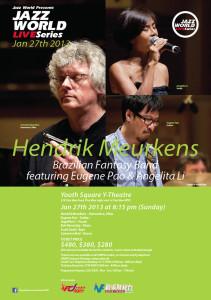 JWLS Hendrik Meurkens poster