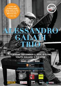 JWLS AG Trio poster
