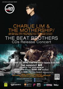 JWLS Charlie Lim poster artwork