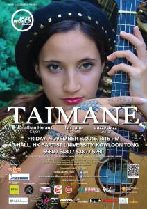JWLS Taimane poster