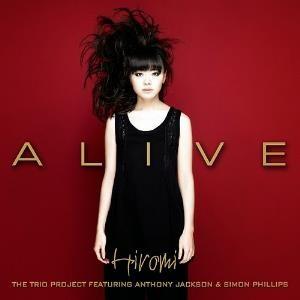hiromi trio project cover