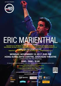 JWLS Eric Marienthal poster artwork